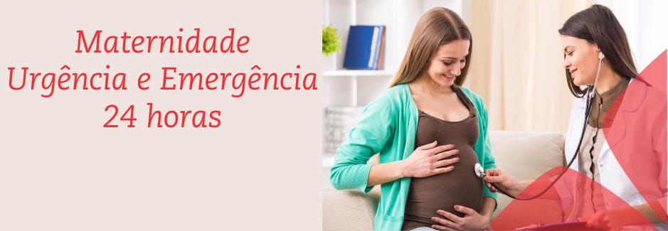 Maternidade Urgencia e Emergencia